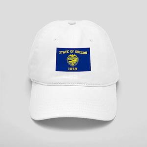 Oregon State Flag Baseball Cap