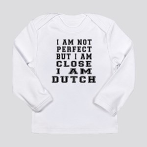 Dutch Designs Long Sleeve Infant T-Shirt
