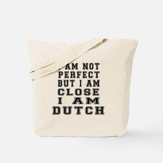 Dutch Designs Tote Bag