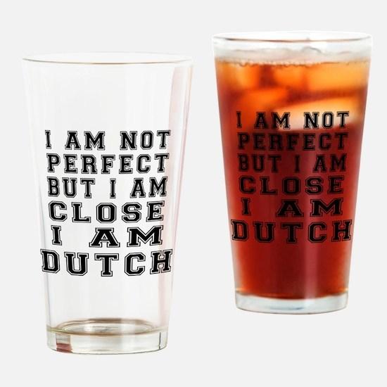 Dutch Designs Drinking Glass