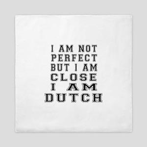Dutch Designs Queen Duvet