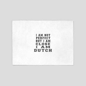 Dutch Designs 5'x7'Area Rug