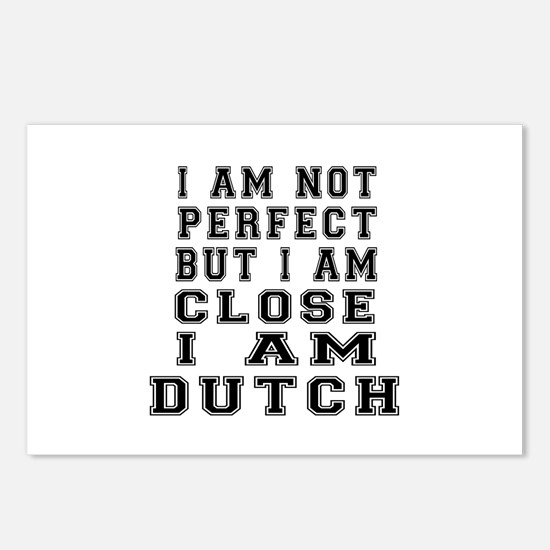 Dutch Designs Postcards (Package of 8)