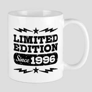 Limited Edition Since 1996 Mug