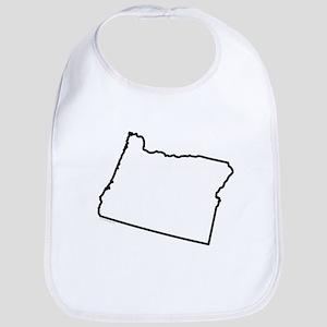 Oregon State Outline Bib