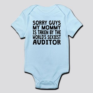 Mommy Is Taken By The Worlds Sexiest Auditor Body