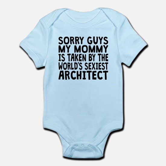 Mommy Is Taken By The Worlds Sexiest Architect Bod