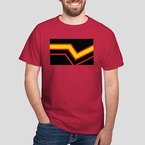 Rubber Pride Flag Dark T-Shirt