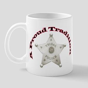Tribal Proud Mug