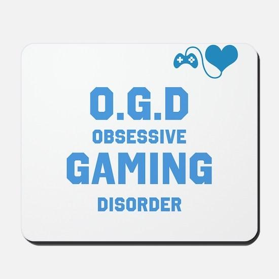 O.G.D. Mousepad