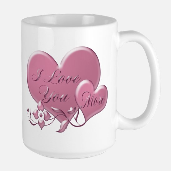 I Love You More Large Mug Mugs