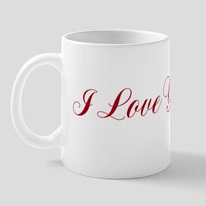 I Love You More Mug Mugs