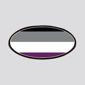 Asexuality Flag Patch