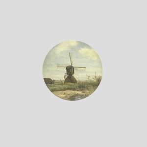 Sunny Day - Paul J C Gabriel Mini Button