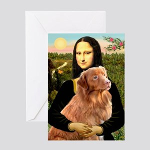Mona's Nova Greeting Card