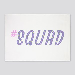 #Squad 5'x7'Area Rug