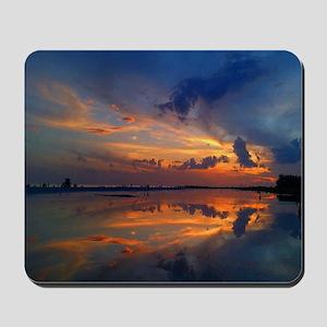 Siesta Key Sunset Mousepad