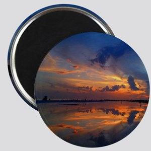 Siesta Key Sunset Magnet
