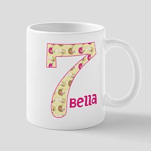 7th Birthday Pesonalized Mug