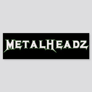 MetalHeadz Bumper Sticker