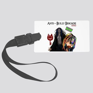 Anti Bully Brigade~dho Backpack/ Large Luggage Tag