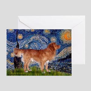 Starry / Nova Scotia Greeting Card