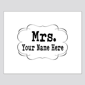 Wedding Mrs. Posters