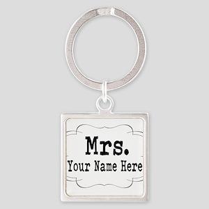 Wedding Mrs. Keychains