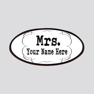 Wedding Mrs. Patch
