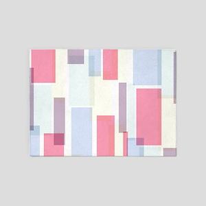 Colorblocks 5'x7'Area Rug