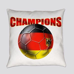 Germany Soccer Champions Everyday Pillow