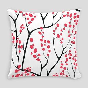Cherry Tree Everyday Pillow