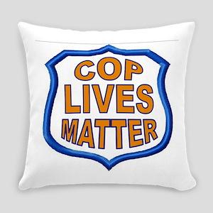COP LIVES MATTER Everyday Pillow