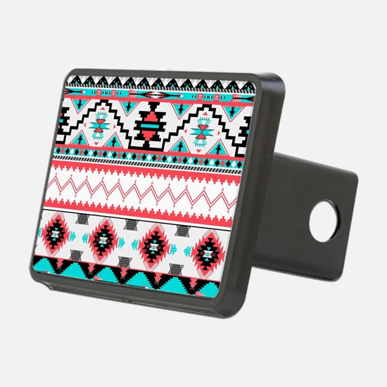 Aztec Pattern Hitch Cover