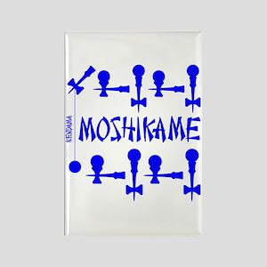 MOSHIKAME Rectangle Magnet