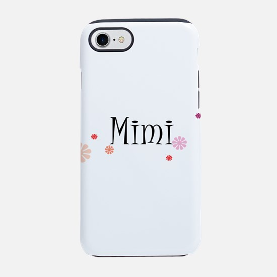 Mimi Retro iPhone 8/7 Tough Case