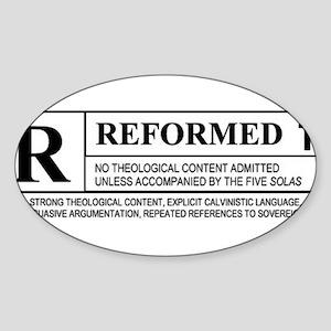 Reformed Sticker