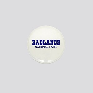 Badlands National Park Mini Button