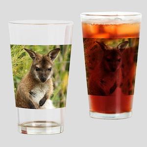 Skippy Drinking Glass