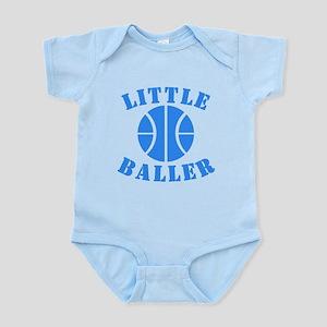 Little Baller Body Suit