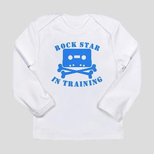 Rock Star In Training Long Sleeve T-Shirt