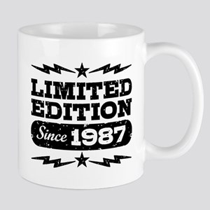 Limited Edition Since 1987 Mug