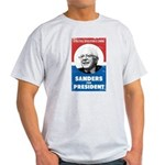 Bernie Sanders For President - Light T-Shirt