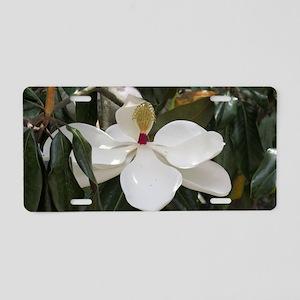 Alabama Magnolia Aluminum License Plate