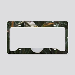 Alabama Magnolia License Plate Holder