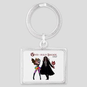 Anti~Bully Brigade DHO II Keychains