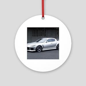 Mazda rx8 Round Ornament