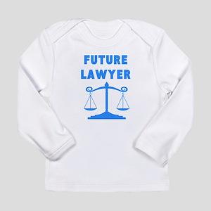 Future Lawyer Long Sleeve T-Shirt