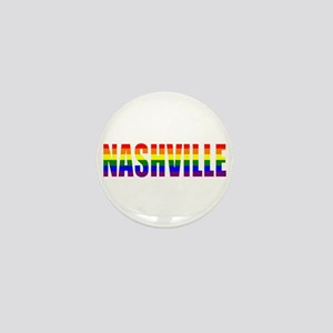 Nashville Pride Mini Button