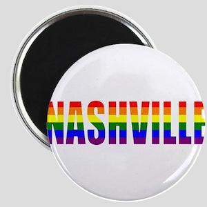 Nashville Pride Magnet